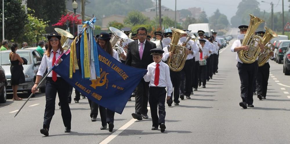 Sociedade Musical Banda Lanhelense